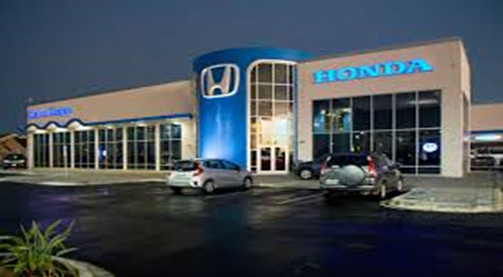 auto dealership commercial building loans